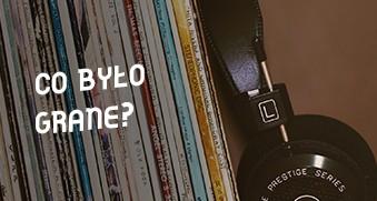 płyty i słuchawki